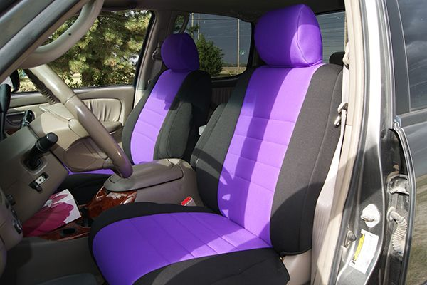 Custom Jeep Grand Cherokee WK seat covers from Wet Okole