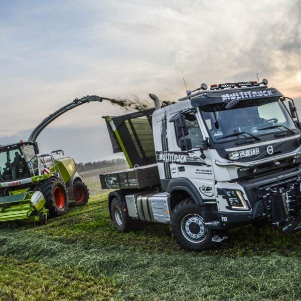 A T Nutzfahrzeuge Gmbh Hat Einen Volvo Fmx 540 4x4 Zur Landwirtschaftlichen Nutzung Umgebaut In 2020 Nutzfahrzeuge Volvo Lkw Volvo