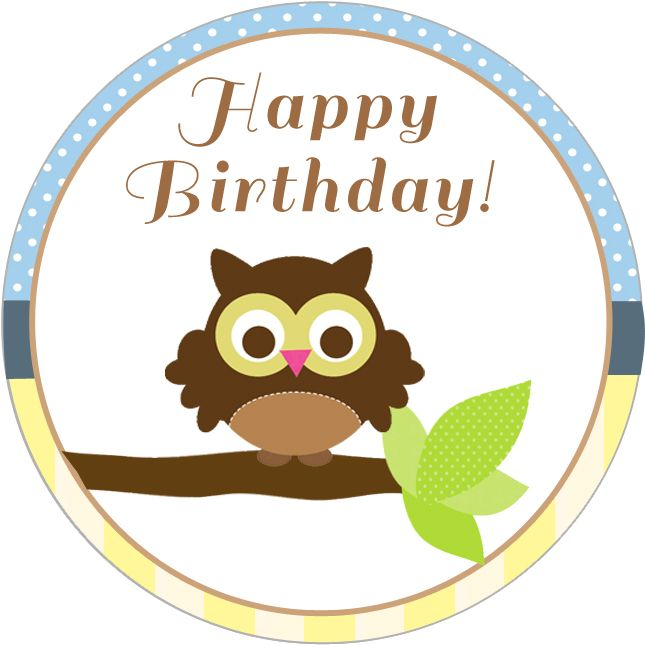 owl-party-cupcake-toppers-boys_2.jpg (645×645)