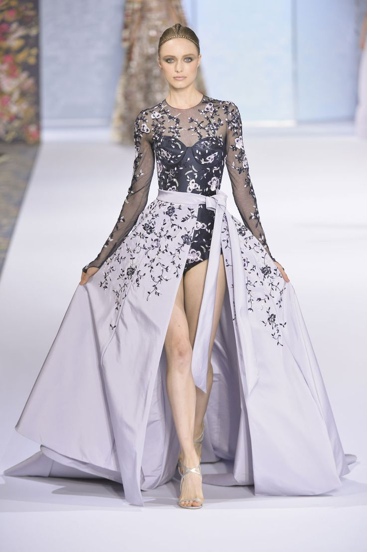 The most spectacular dresses from Couture Fashion Week  - HarpersBAZAAR.co.uk