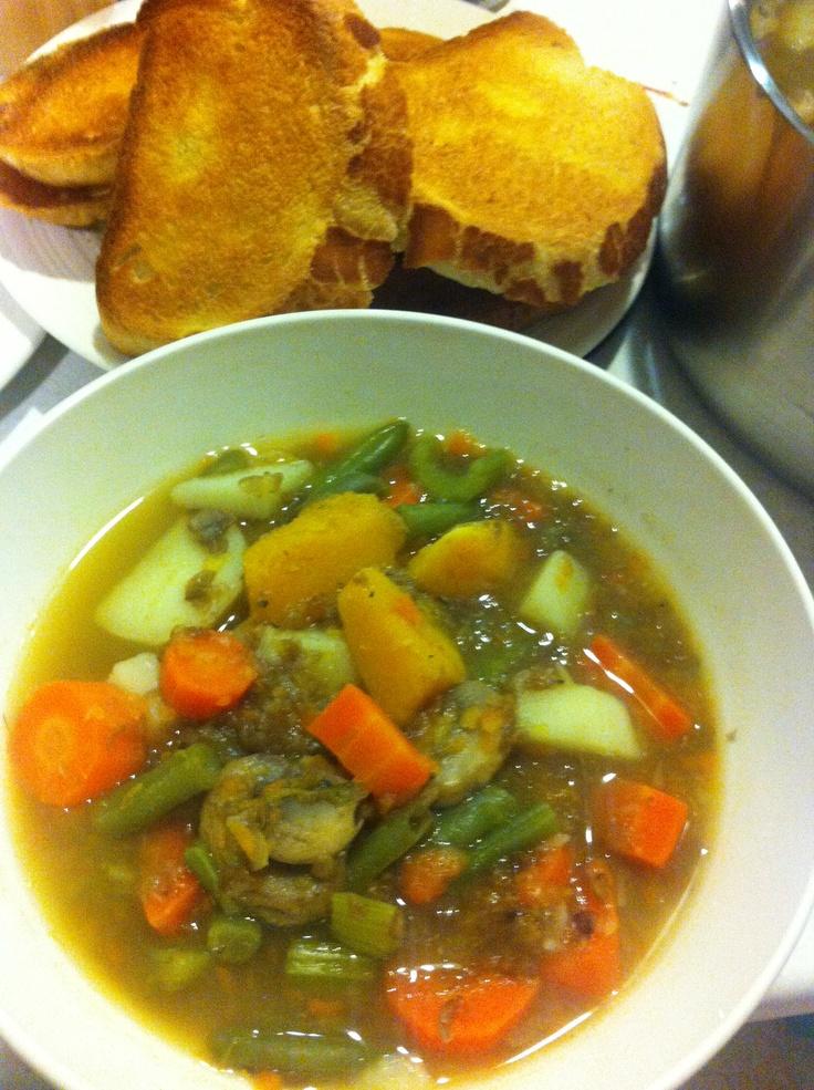Lentil Veg Hot Pot