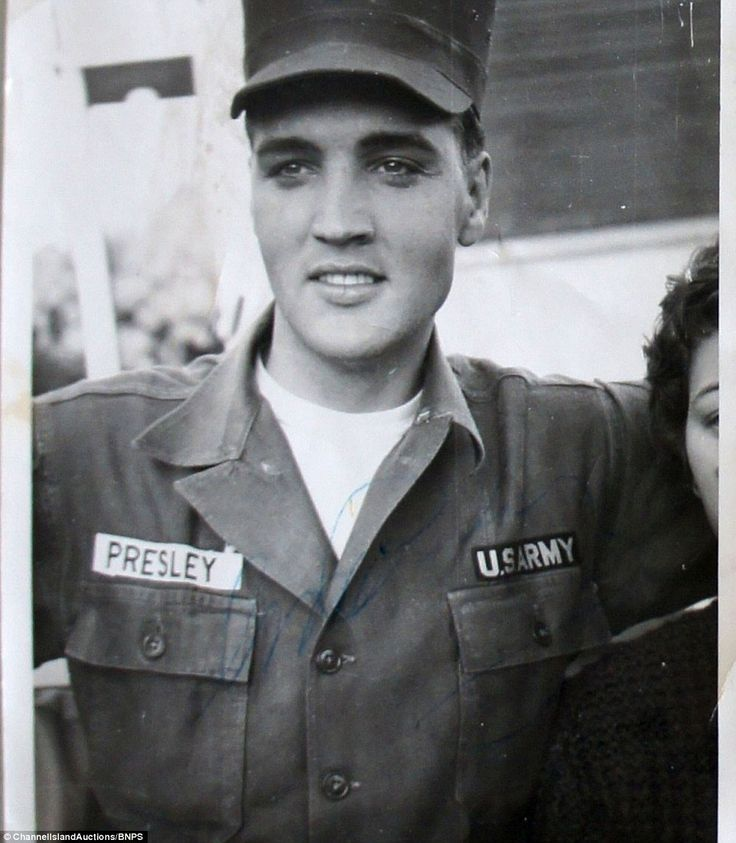 Unseen Pictures Of Elvis Presley In Germany Found In A Drawer Military Servicegracelanda Hoteluk