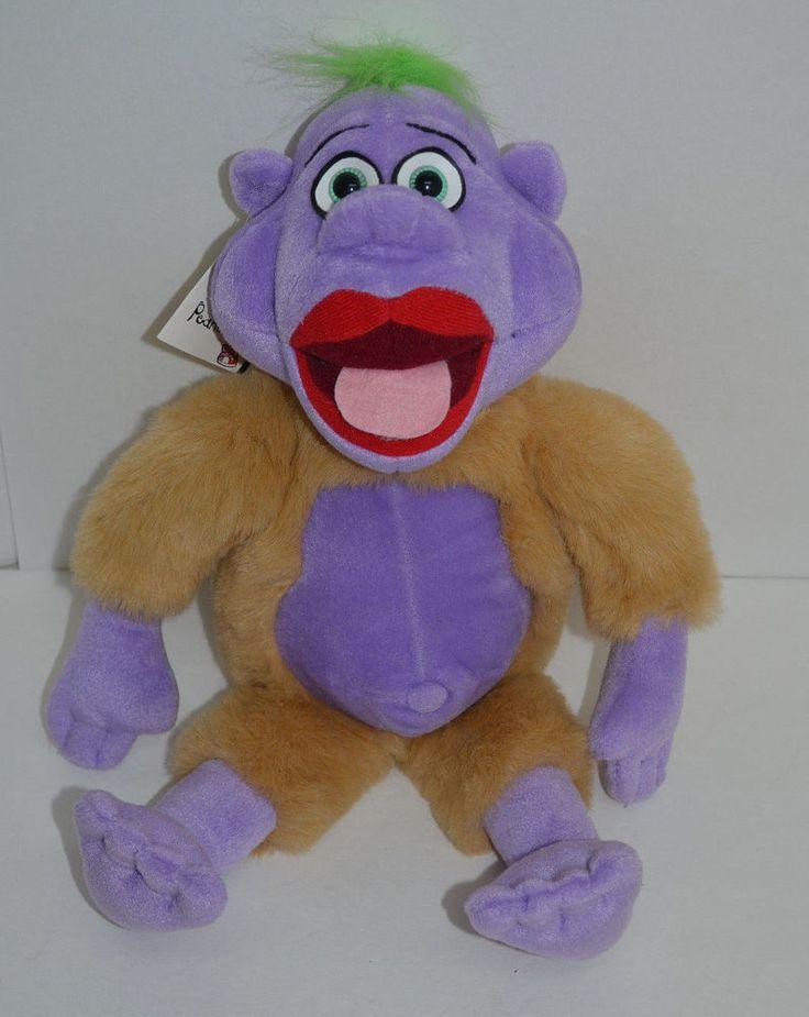 "Jeff Dunham Show Peanut Doll Plush Little Purple Guy Stuffed Woozle 18"" Tags #PrincessSoft #StuffedAnimal http://stores.ebay.com/Lost-Loves-Toy-Chest/_i.html?image2.x=0&image2.y=0&_nkw=jeff+dunham"