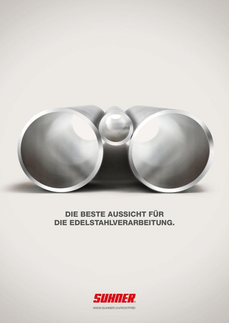 Suhner Rostfreikampagne