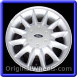 Ford Contour 1997 Wheels & Rims Hollander #3213  #Ford #Contour #Ford Contour #1997 #Wheels #Rims #Stock #Factory #Original #OEM #OE #Steel #Alloy #Used