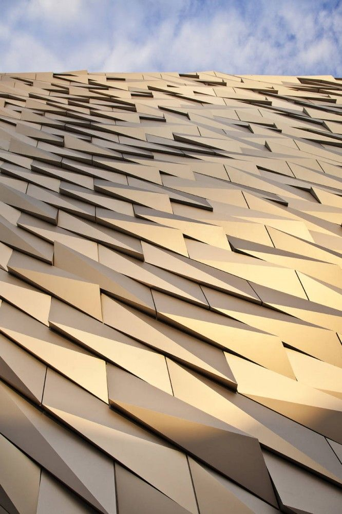 Titanic Belfast, CivicArts & Todd Architects #Architecture - ☮k☮