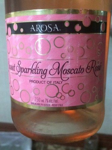 THIS IS SWEET AND DELICIOUS Visit our vast wine database, including Moscato Rosé SweetSparkling. Reviews, pricing, pairings and more