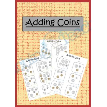 Addition with Coins