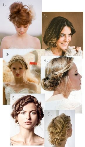So much love for this!!! Bohemian Wedding Hairstyle 2013 : bohemian wedding hairstyles messy