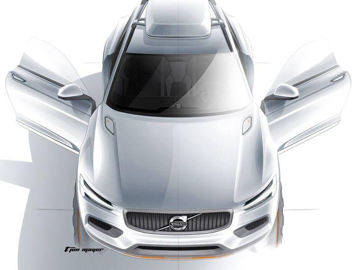 T. Jon Mayer for Volvo