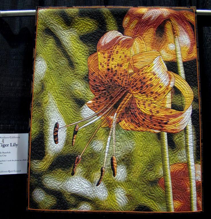 54 best Pictorial quilts images on Pinterest | Quilt art, Animal ... : pictorial quilt artists - Adamdwight.com