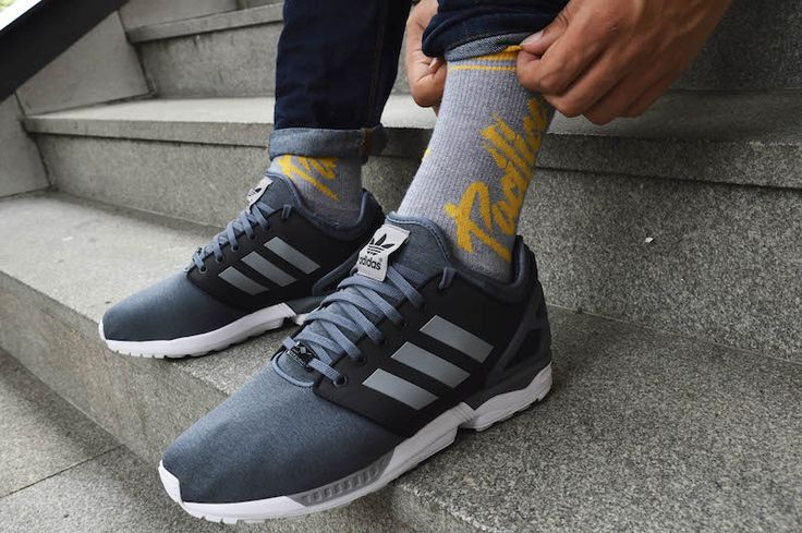 Adidas Zx Flux Nps 2.0 Grey