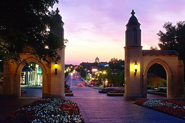 The Sample Gates @Indiana University, Bloomington