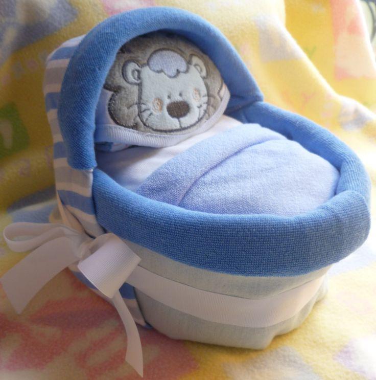 Baby Shower Lion Cake