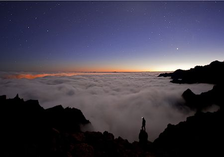 Isla de La Palma, Canary Islands: Extraordinario Saul, Canary Islands, Cloud, Of The, Estrllas Saul, Island