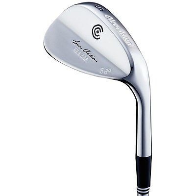 Cleveland Golf Clubs 588 Chrome 60 Lob Wedge Steel 60-0 Men Right Hand Value