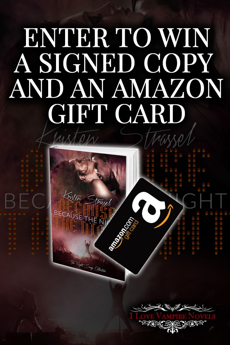Win A $20 Amazon Gift Card & Signed Copies From Bestselling Author Kristen  Strassel · Bestselling Authorfree Ebooksgift