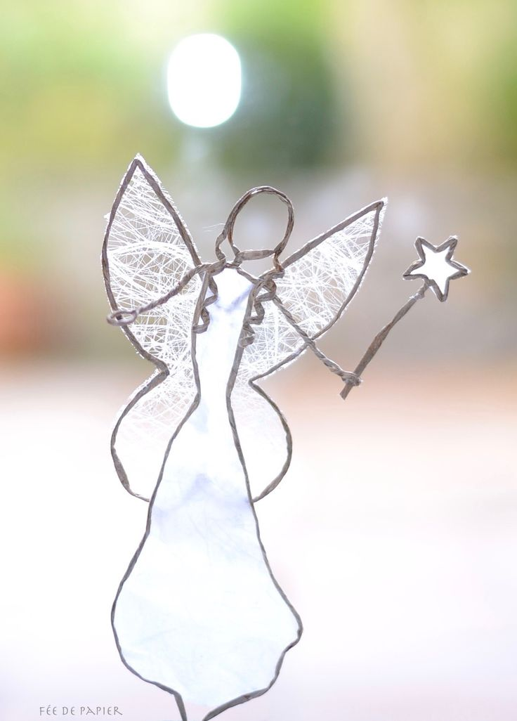 Fée de papier - Make a wish https://www.pinterest.com/pin/344736546461736041/