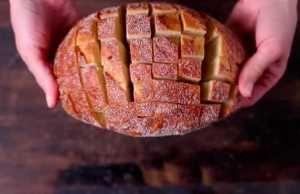 Parecería Que Rompe Este Pan, Pero Que Hace Con El ¡Una exquisita Receta!