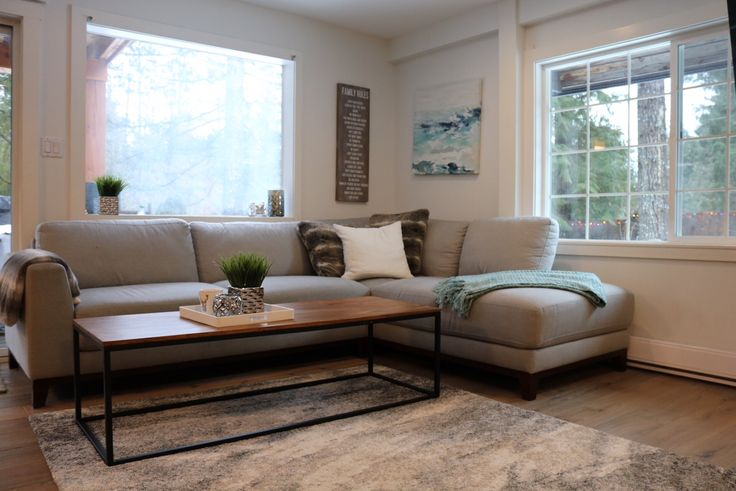whistler home staged by whistler lifestyle design