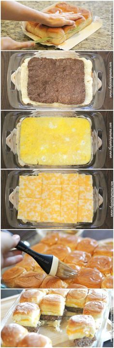 1000+ images about breakfast on Pinterest | Cheese muffins, Scrambled ...