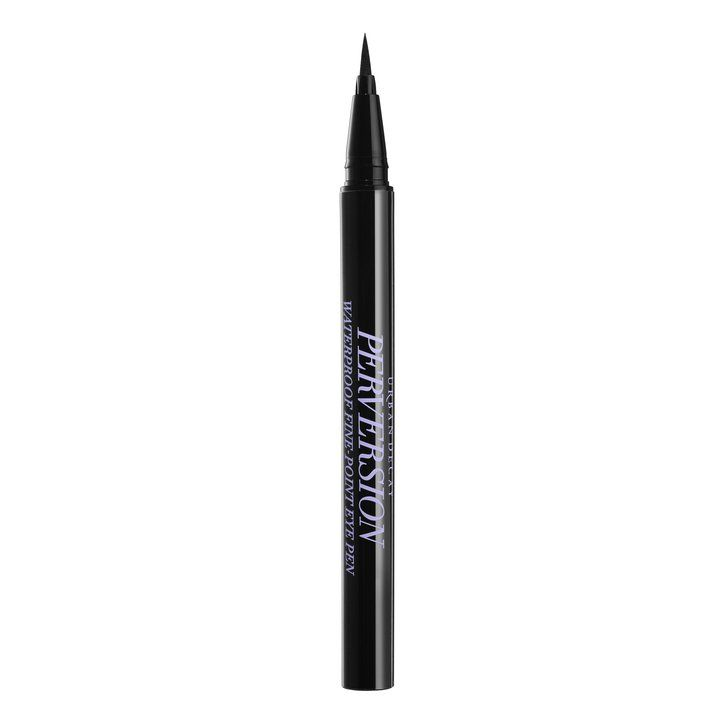 Pin for Later: See an Exclusive First Look at Urban Decay's Fall Makeup Line! Perversion Waterproof Fine-Point Eye Pen ($20) Perversion Mascara takes new form in this silky, jet-black liquid eyeliner pen.