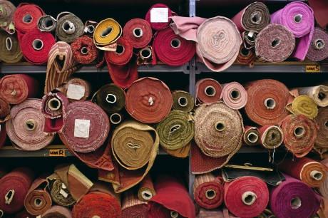 Designer Fabrics - Queen & Dufferin #Toronto http://www.theglobeandmail.com/life/home-and-garden/real-estate/queen-west-uncorked/article1893052/