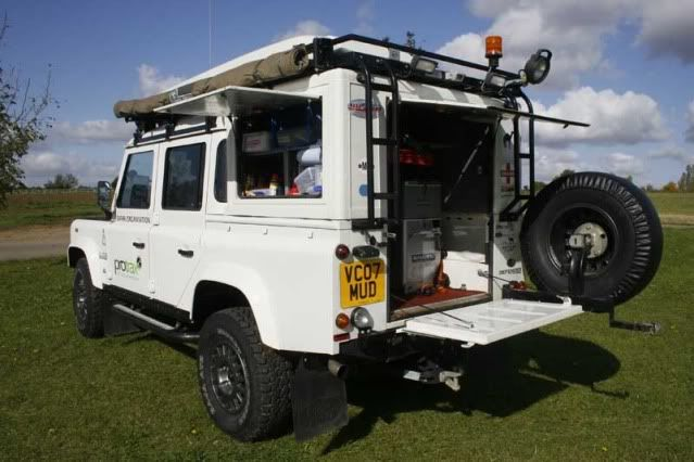 Australian Land Rover Owners - View Single Post - Ideas for your Expedition Defender
