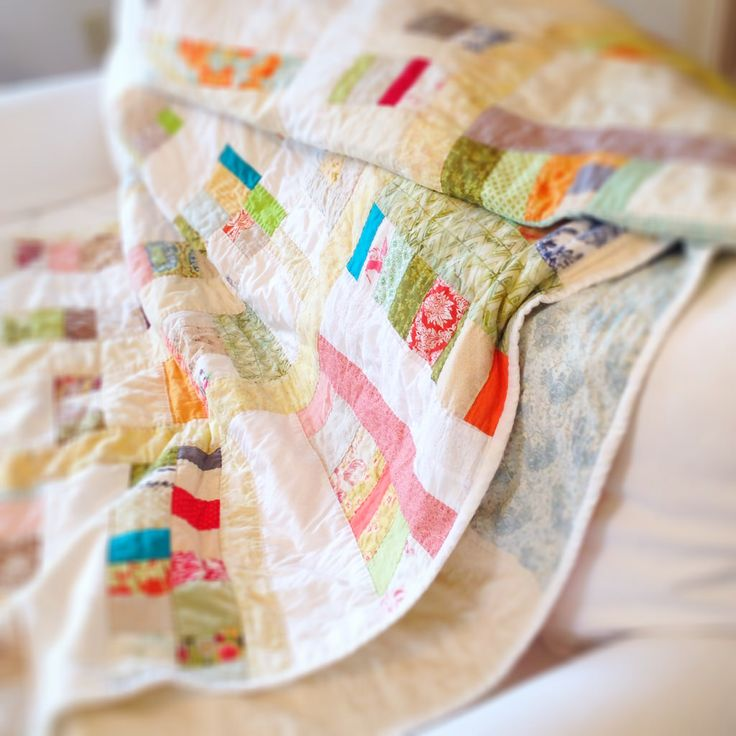 Quilt | Finished quilt 2015 | By: Rebecca Sower | Flickr - Photo Sharing!