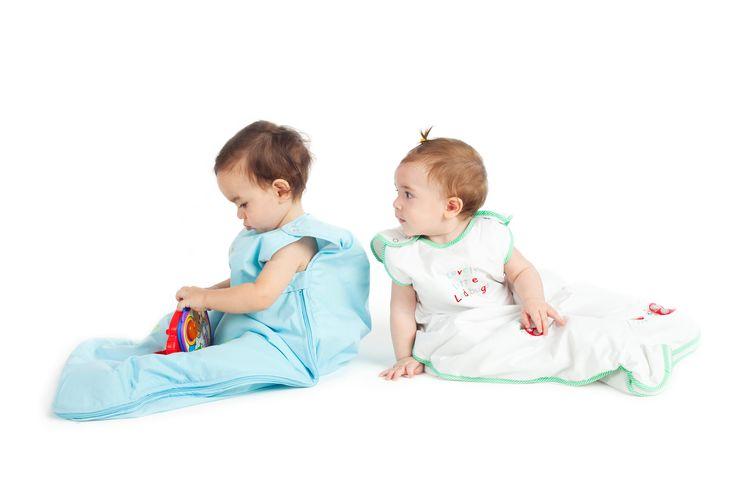 Minikler için değişik desenlerde, farklı kalınlıklarda uyku tulumları.. Dream Bag...