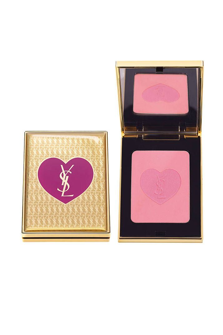 YSL Limited Edition Blush Radiance Collector