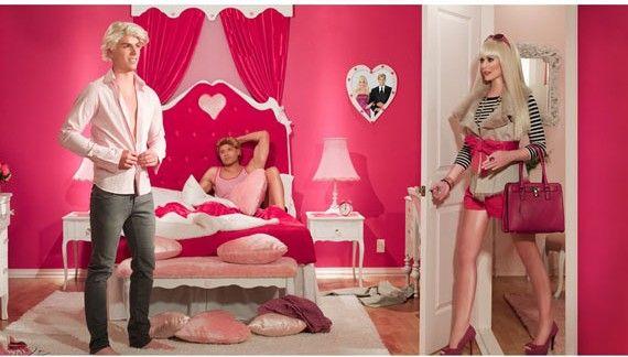Barbie & Ken Behind The Scenes