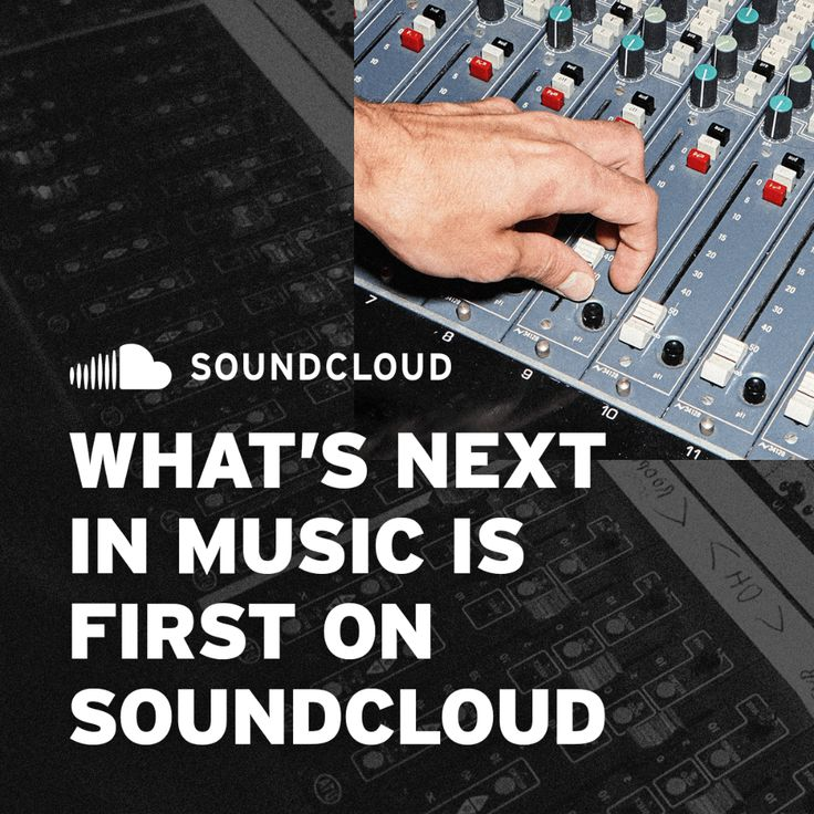 SoundCloud is a music and podcast streaming platform that