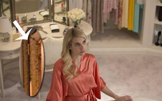 Os detalhes do quarto de Chanel Oberlin, de Scream Queens - Voce - CAPRICHO