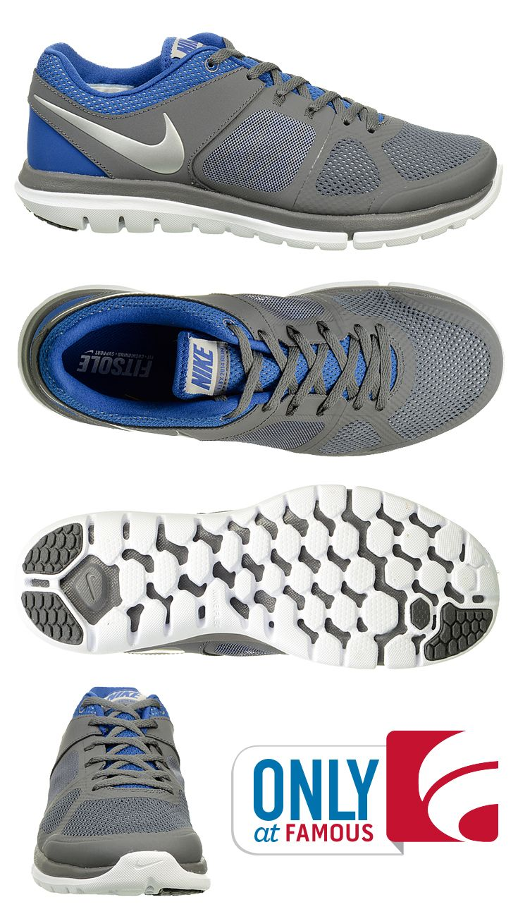 Step 1. Grab a pair of awesome Nike shoes Step 2. Start running! Step 3. Beat your best time!