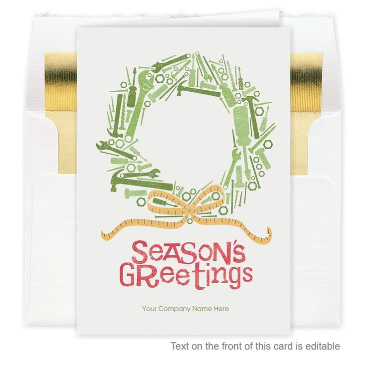 29 best AEC Christmas images on Pinterest   Construction, Cards ...
