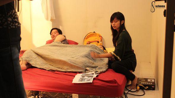 Behind the scene Maya Short Film - teaser 2014