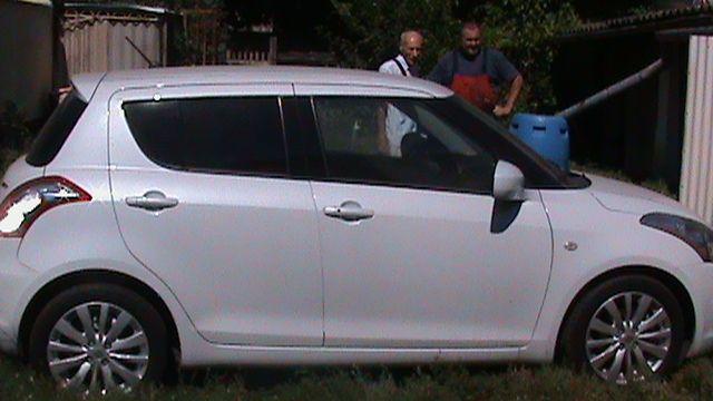 Eladó 2013-ban vásárolt Suzuki SWIFT, 5 ajtós autó, fehér, 1242 CM3, automata…