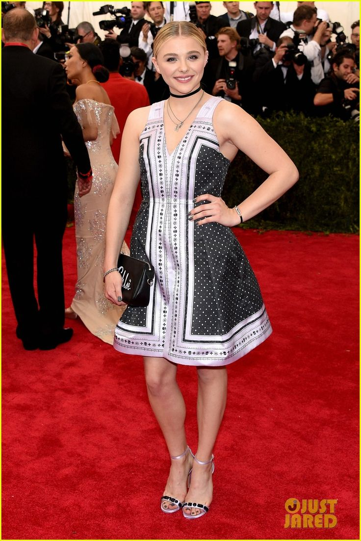 Athena massey red alert pictures to pin on pinterest - Chlo Grace Moretz 2015
