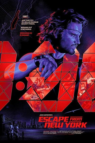 Escape From New York - Martin Ansin ---- #NYCC2016