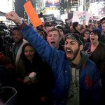 Wave of Protests After Grand Jury in Eric Garner Chokehold Case Doesn't Indict Officer - NYTimes.com