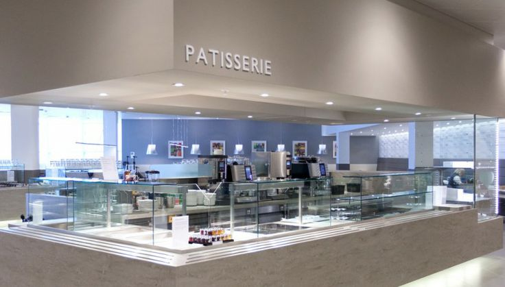 Place To Eat Patisserie Counter Corporate Canteen