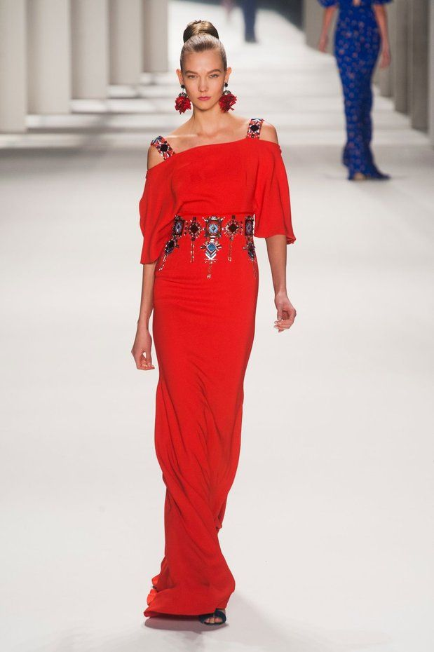 Carolina Herrera/ Autumn-Winter/ 2014-2015 #fashion #mayeiah