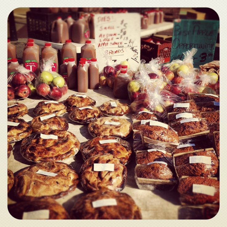 Union Square Farmers Market, NYC