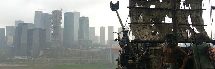 Hongyadong, Chongqingin merirosvolaiva