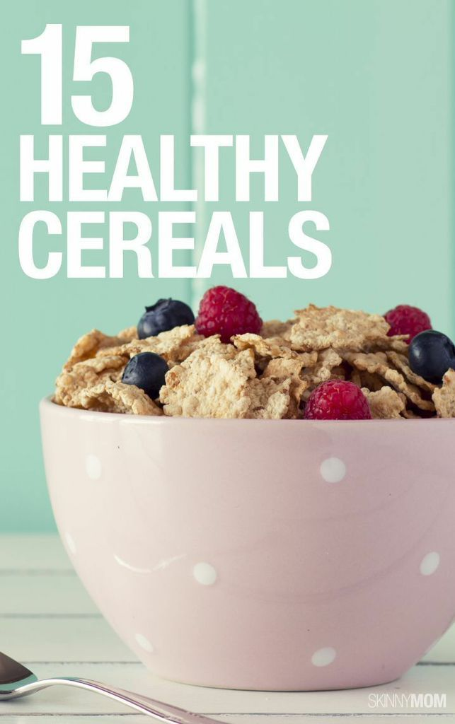 Here are some of the healthiest cereals you need to try out!