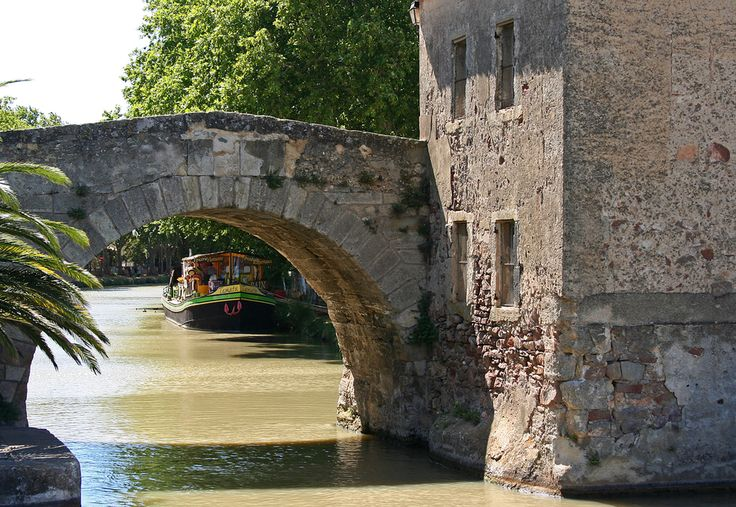 Canal du Midi, the canal of two seas por Fotopedia Editorial Team