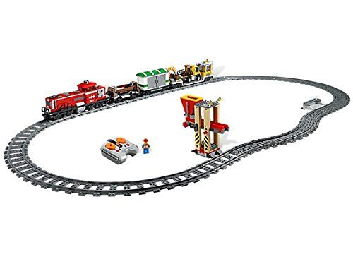 Lego City 3677 - Güterzug mit Diesellokomotive » LegoShop24.de