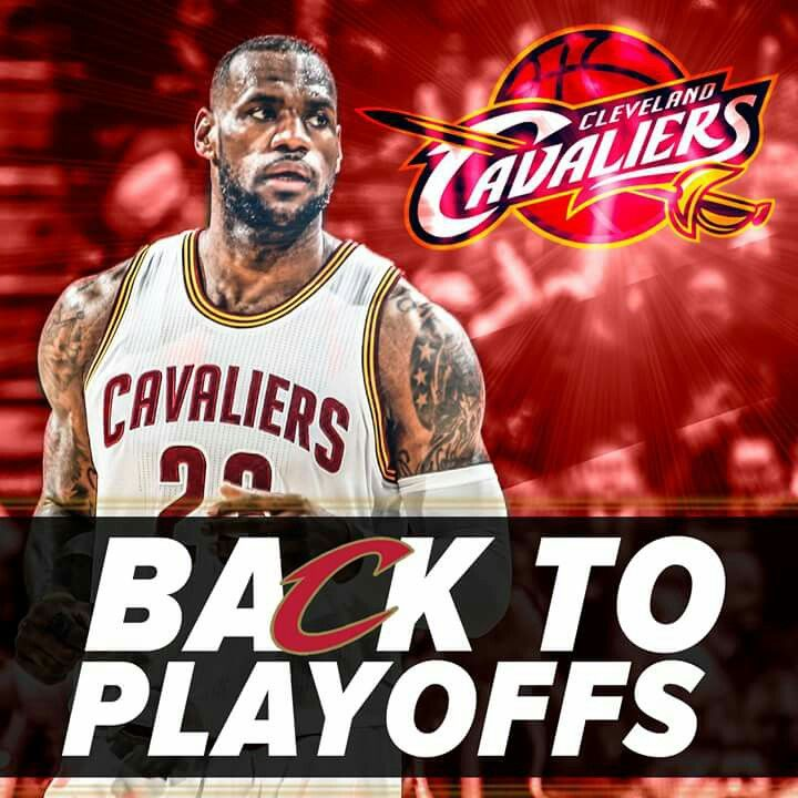 Back To The Playoffs!!  #cleveland #Cavs #2015