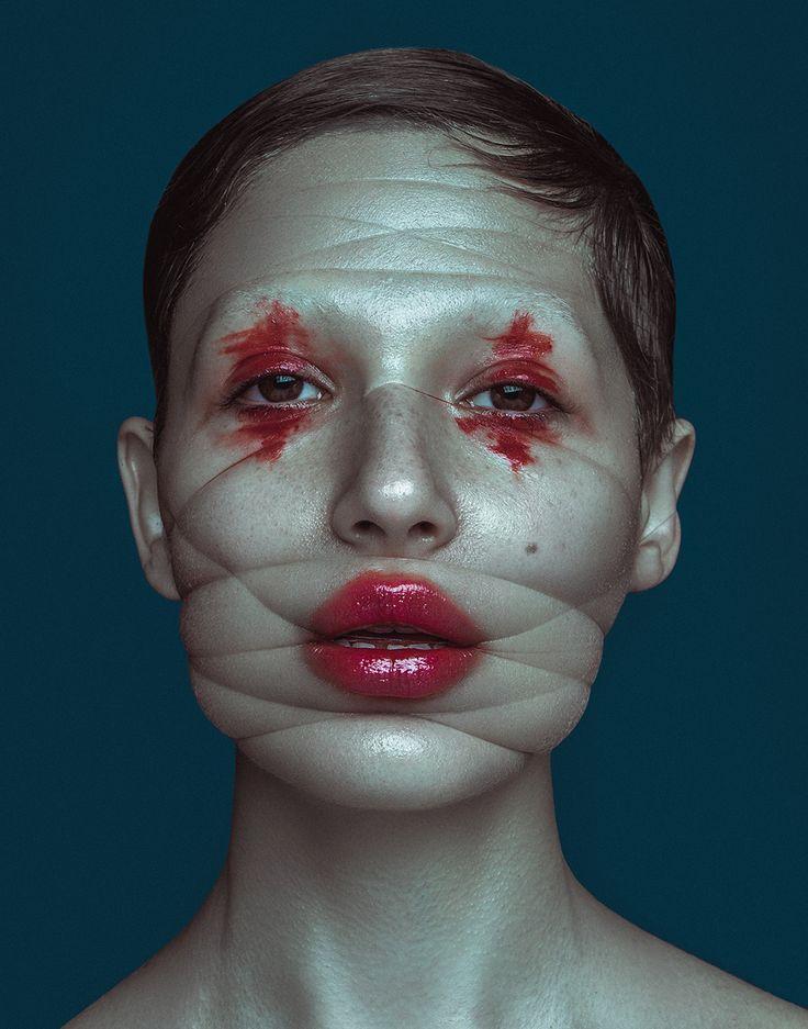 Blood // Bullett Magazine on Behance